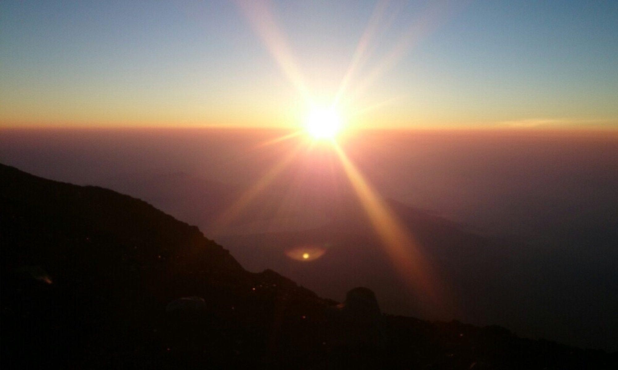 ダイバーシティ富士登山